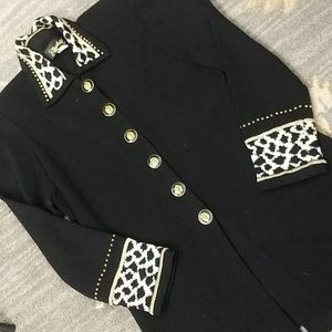 Vintage Elizabeth knit cardigan